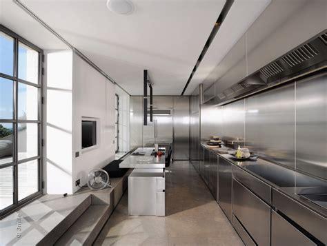 cuisine en inox 21 idées de cuisine pour votre loft