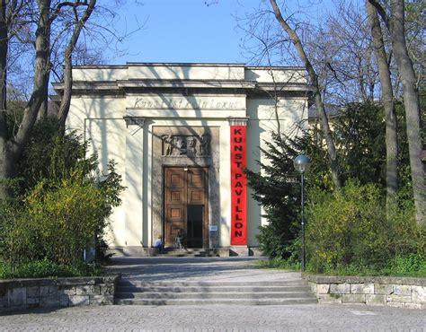 Alter Botanischer Garten München Bäume by ファイル Alter Botanischer Garten Muenchen Kunstpavillon 1 Jpg