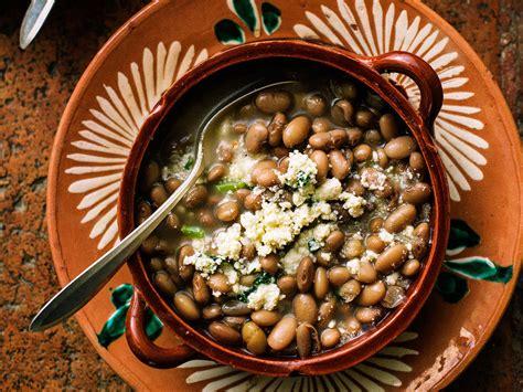 simple pot cooked beans frijoles de la olla recipe