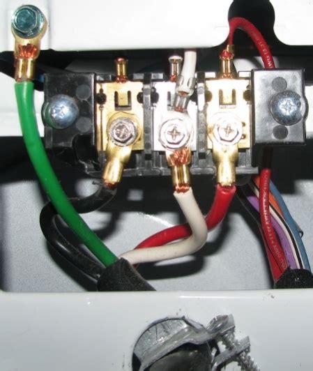 Prong Dryer Outlet Breaker Installation Electrical