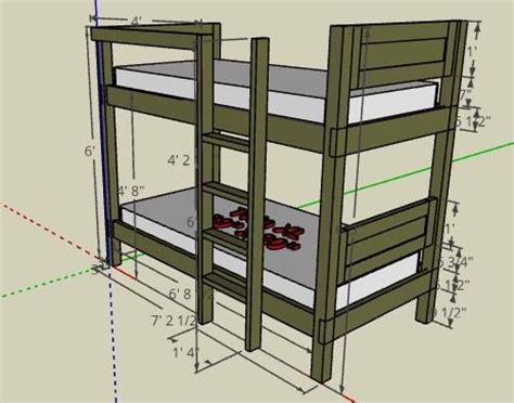 Loft Bed Ladder Plans Stlfamilylife
