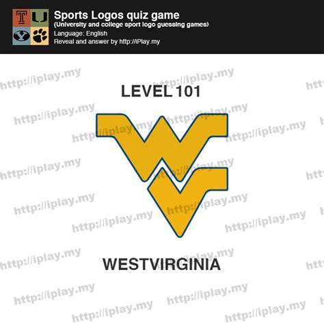 sports logos quiz game answers and reveal iplay my