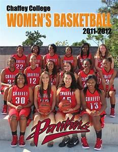 Women's Basketball by Chaffey College - Issuu