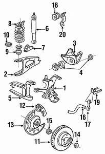 Genuine Ford Radius Arm Bushing Kit E7tz