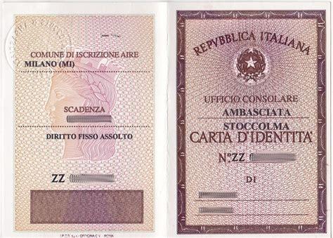 consolato inglese bologna documenti un italiano in svezia