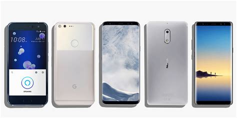 The Best Android Smartphones 15 Best Android Smartphones Of 2018 Top Android