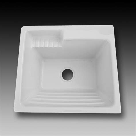 Drop In Laundry Sink With Washboard by Europa Laundry Sink Acri Tec Bath And Kitchen Products