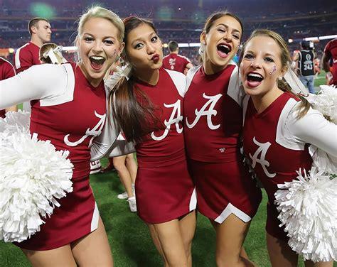 cheerleaders   college bowl games sicom