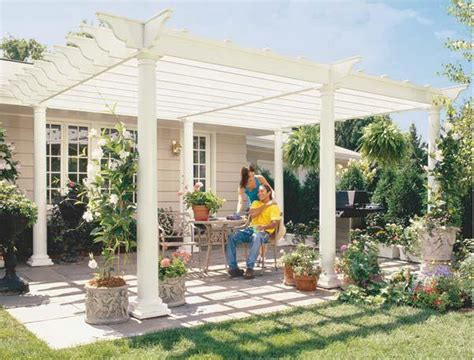 Build Your Own Backyard by Build Your Own Backyard Diy Pergola