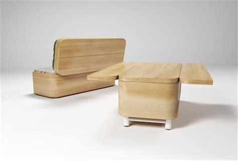 multifunctional chair multifunctional furniture convertible sofa by julia kononenko