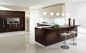 16 ultra modern kitchen designs that will leave you speechless With kitchen cabinet trends 2018 combined with wall art 3d metal decor
