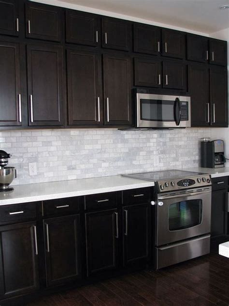 how to paint kitchen cabinets that are stained 34 best homes featuring our cabinets images on 9809
