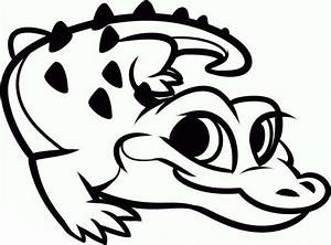 Alligator Coloring Pages 27 Pictures Crafts And Cliparts Print Color Craft