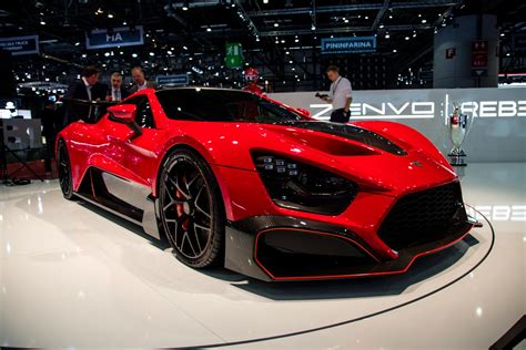 Zenvo At The Geneva Motor Show 2018