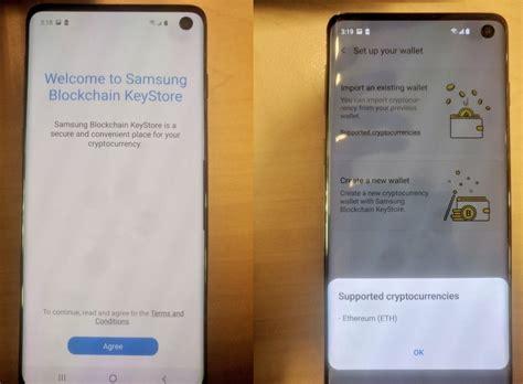 samsung galaxy s10 na nowych zdjęciach smartfon otrzyma