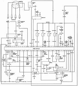 1989 Chrysler Wiring Diagram