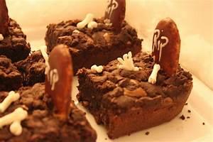 Halloween Rezepte Kuchen : party snacks halloween essen und brownie rezept ~ Lizthompson.info Haus und Dekorationen