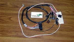 Console Wiring Harness Made In Usa 67 Camaro Manual