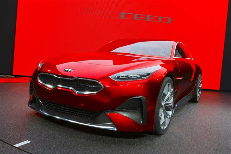 New Kia Proceed concept uncovered at Frankfurt
