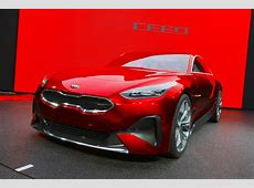 New Kia Proceed concept uncovered at Frankfurt Auto Express