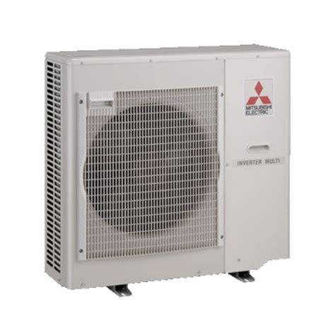 Mitsubishi Mxz2b20na 2zone Heat Pump With Two (2) 9,000