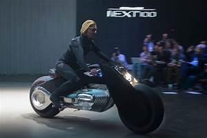 Futur Auto : bmw pr sente sa moto du futur v ronique dupont moto ~ Gottalentnigeria.com Avis de Voitures