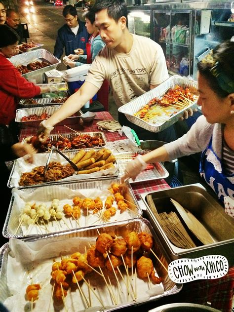 filipino food street los angeles pinoy chow dollar hits authentic
