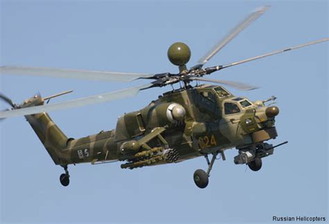 Upgraded Mi-28N Makes Maiden Flight - Helicopter Database
