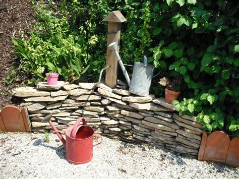 Einen Brunnen Im Garten Bauen Und Nutzen