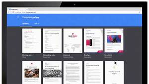 google docs gets new version control features templates With google docs explore feature