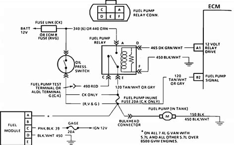 91 Chevy Fuel Diagram by 91 Chevy No Spark