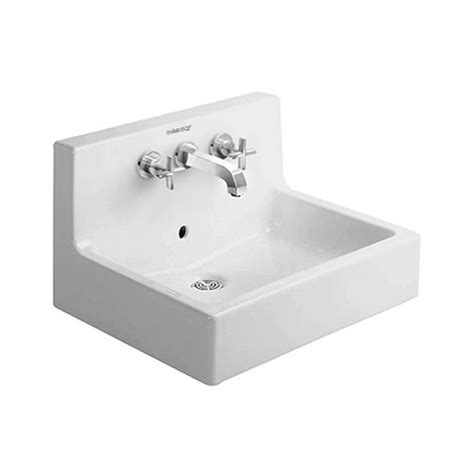duravit vero basin 600 duravit vero white 600 x 470mm 3 tap washbasin
