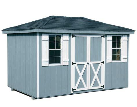 dura temp siding hip roof style sheds sheds  siding