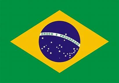 Brazil Flag Clipart Brasil Bandeira Illustration