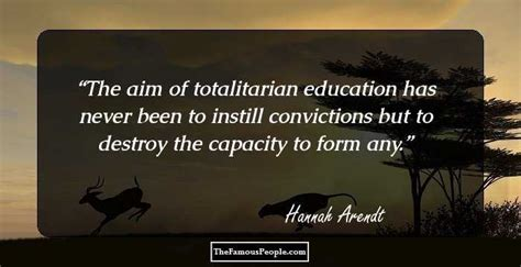 63 Mind-blowing Quotes By Hannah Arendt On Power, Politics