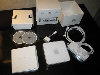 Mac Mini 2009 Early Unboxed Last Finally