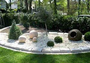 comment amenager un jardin mineral et zen agence de With comment amenager un jardin 0 allees exterieures comment les amenager travaux