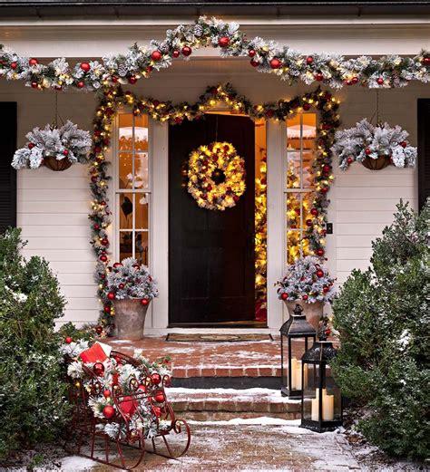 fairfax wreath  christmas decorating effortlessly