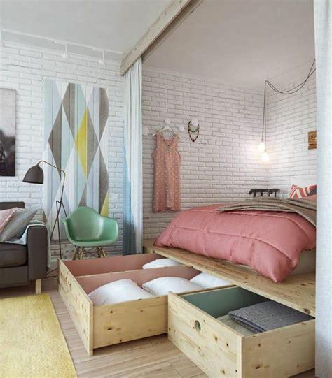 Tipps Für Kleine Zimmer by Bett Ideen F 252 R Kleine Zimmer