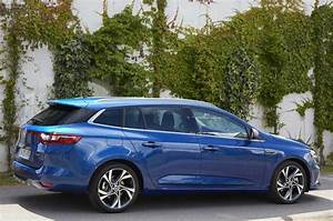 Renault Megane Sport Tourer On Sale In December From  U00a3