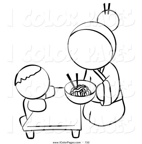 noodles color clipart clipart suggest