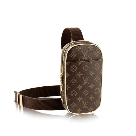 louis vuitton monogram canvas pochette gange