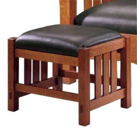 stickley oak mission classics twin size fayetteville sofa