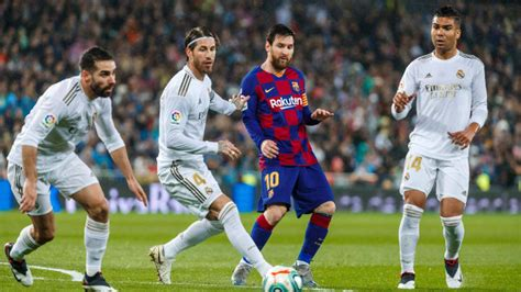Barcelona vs Real Madrid: The best El Clásico clashes from ...