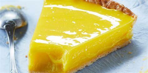 cuisine actuelle fr tarte au citron sans meringue facile et pas cher