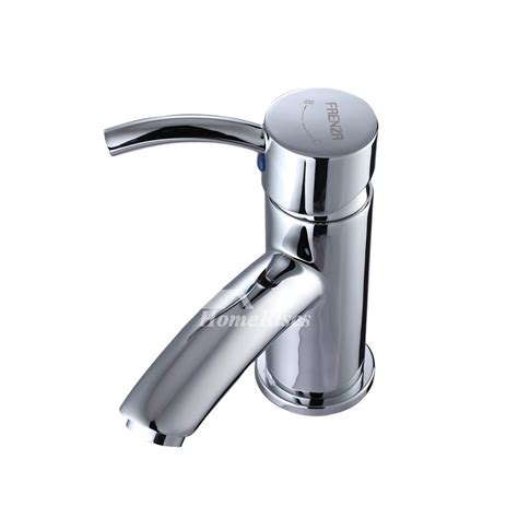 Small Faucets by Small Bathroom Faucets Single Vessel Chrome Silver Brass