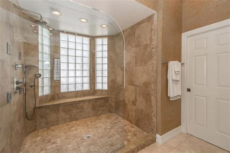 luxury walk  showers page