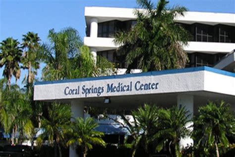 coral springs center