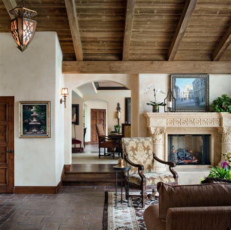 spanish home  rancho santa fe mediterranean living