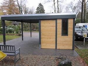 Einzelcarport Mit Abstellraum : modernes carport ~ Whattoseeinmadrid.com Haus und Dekorationen